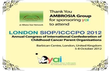 LONDON SIOPICCCPO 2012